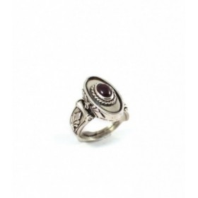 Sterling silver ring, code D-55