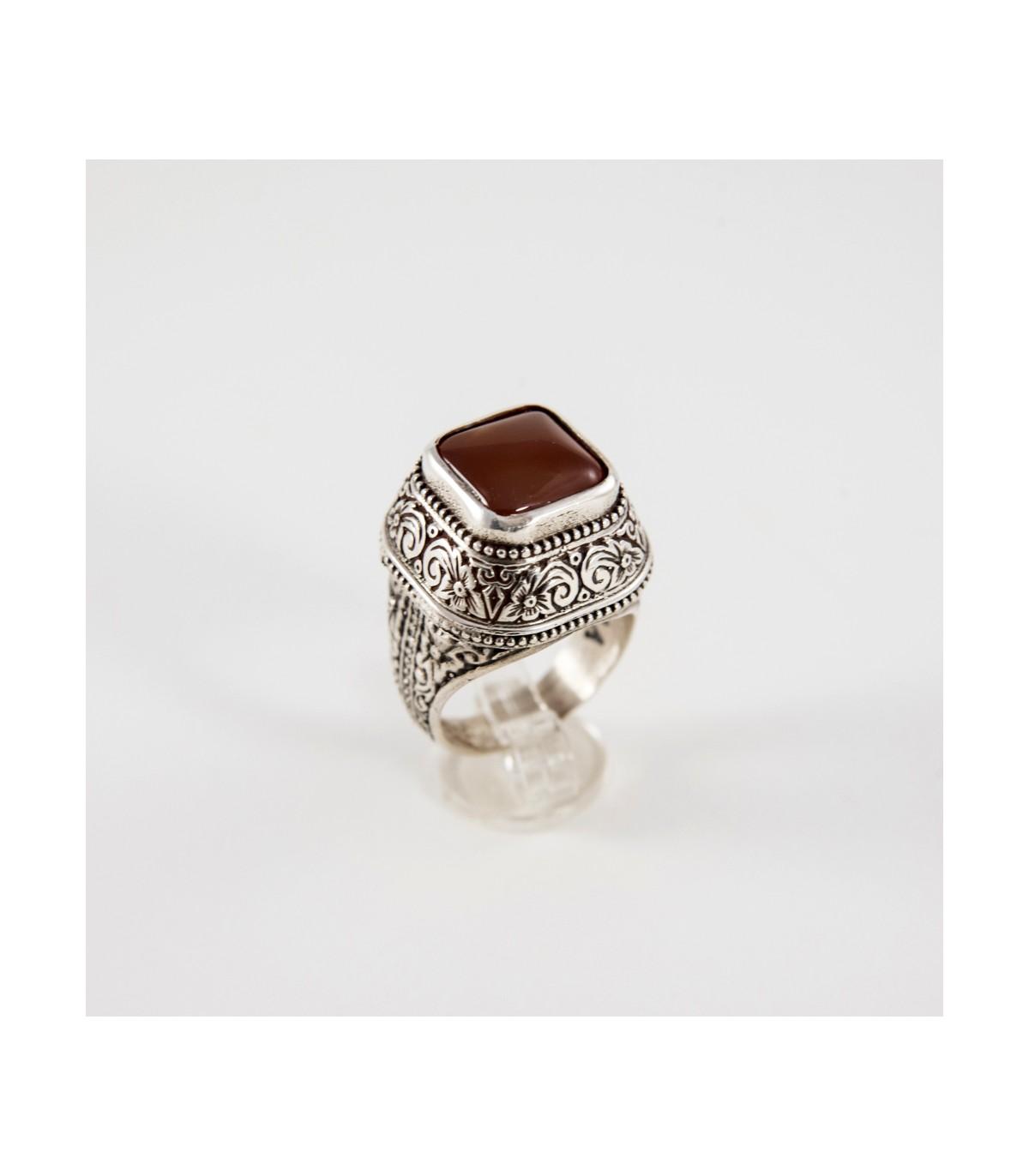 Ασημένιο δαχτυλίδι d5e3b09db38