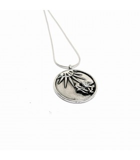 New Year's Charm 2019 - Silver pendant, code G-4