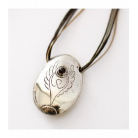 Sterling silver pendant, code 140