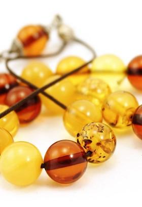 Multicolor Amber
